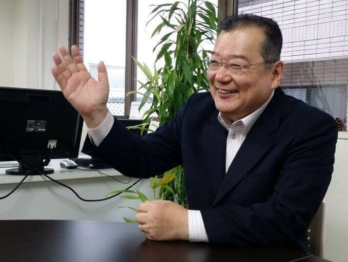 ドリームワン代表取締役 中野忠