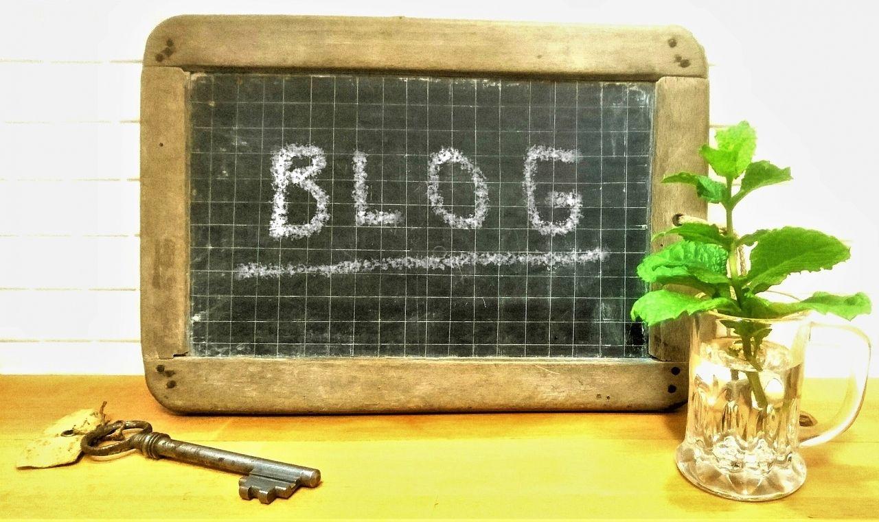 「今更ブログなんて」とは言わせない。ご存知ですか? ブログの3大効果