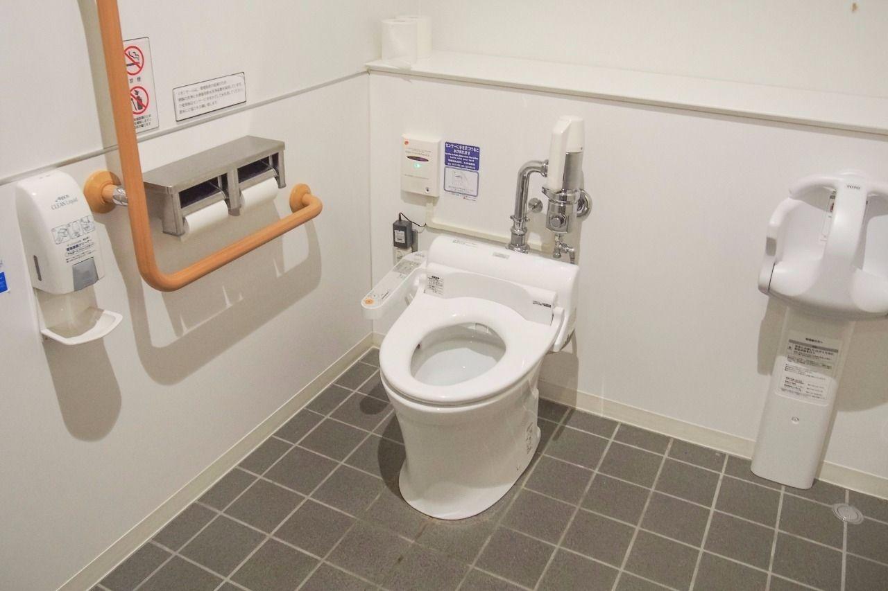 オムツ交換トイレがある公園の紹介ブログが成約になった事例